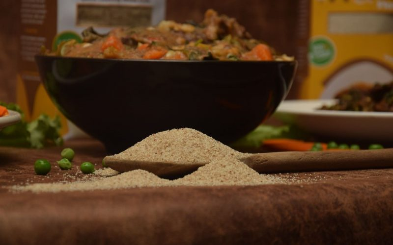 Acha Fonio recipe_